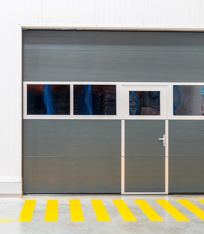 Zupełnie nowe KRISPOL • Bramy Garażowe • Rolety • Okna PCV • Bramy Przemysłowe CO51