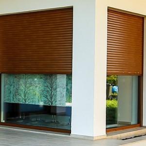 Najcieplejsze bramy, okna, rolety do domu energooszczędnego
