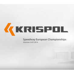 EXCEPTIONAL SPEEDWAY EMOTIONS WITH KRISPOL