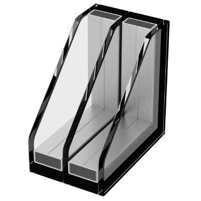 okna KRISPOL - pakiet 3 szybowy