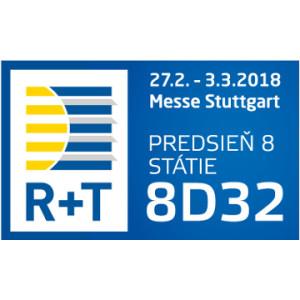 KRISPOL predstaví premiéru výrobkov v priebehu Veľtrhu R+T