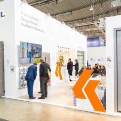 KRISPOL AT R+T FAIR IN STUTTGART 2018