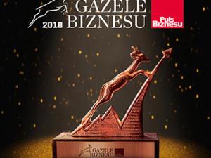 """Firma KRISPOL po raz kolejny nominowana do prestiżowej nagrody """"Gazele Biznesu"""""""