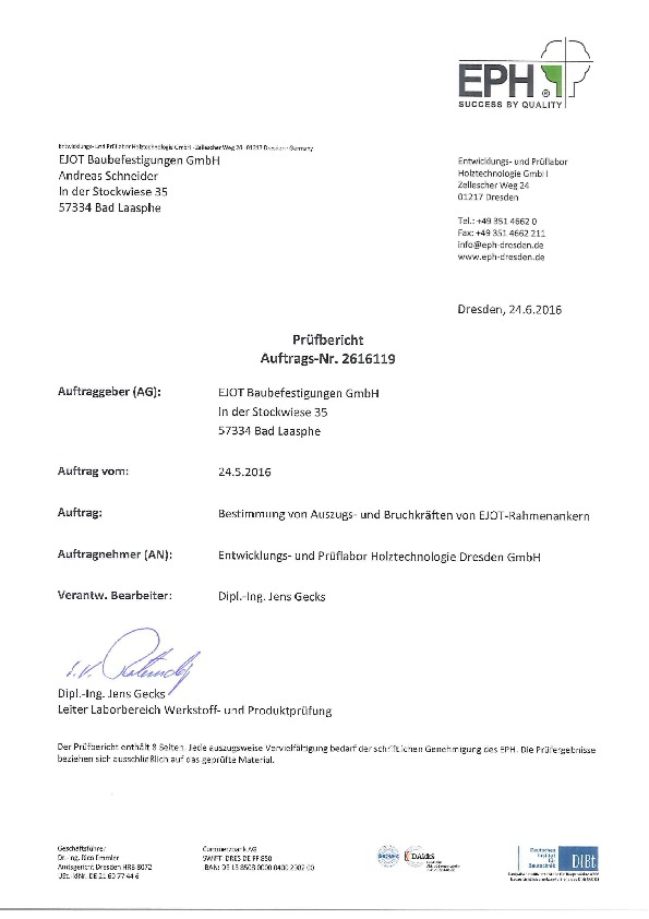EJOT-Rahmenanker-Leistungswerte-Pr-fbericht-eph-Dresden-06-2016
