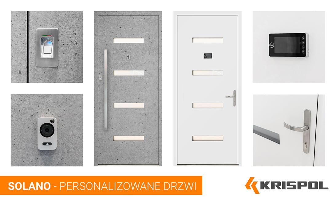 Premiera nowych aluminiowych drzwi zewnętrznych z kolekcji SOLANO  (1)