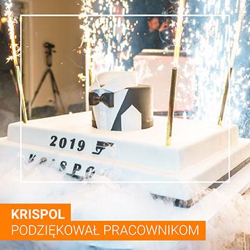 KRISPOL podziękował pracownikom za udany rok. Bal karnawałowy to już firmowa tradycja.