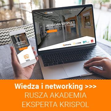 Wiedza i networking. Rusza AKADEMIA EKSPERTA KRISPOL
