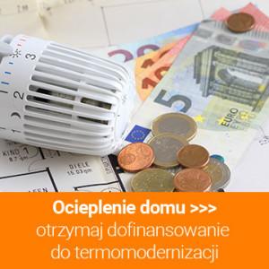Ocieplenie domu – otrzymaj dofinansowanie do termomodernizacji!