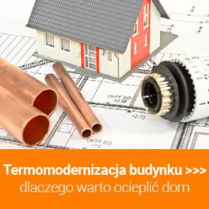 Termomodernizacja budynku – dlaczego warto ocieplić dom?