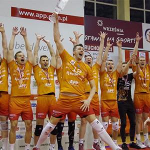 3. miejsce i brązowy medal dla APP Krispol Września!