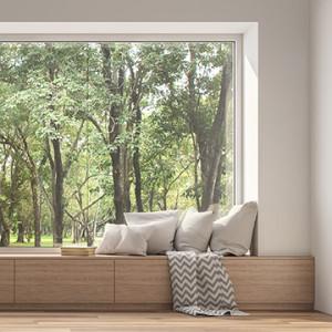 Siedzisko pod oknem – sposób na aranżacje okien!