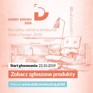 KRISPOL w plebiscycie Dobry Design