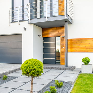 Drzwi wejściowe do domu jednorodzinnego – 5 propozycji