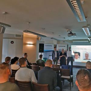 Rast predaja brán KRISPOL v Českej republike a na Slovensku