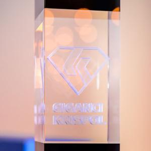 GIGANCI KRISPOL. Przyznano nagrody