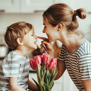 Mama gwarancją spokoju. Co dzieci sądzą o swoich mamach?
