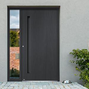 Nová kolekcia vonkajších dverí SOLANO od KRISPOL