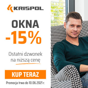 Promocja na Okna PVC z RABATEM -15%